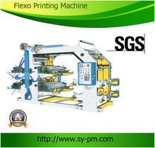 china 2015 hot sale 6 color full rotary letterpress label printing machineries