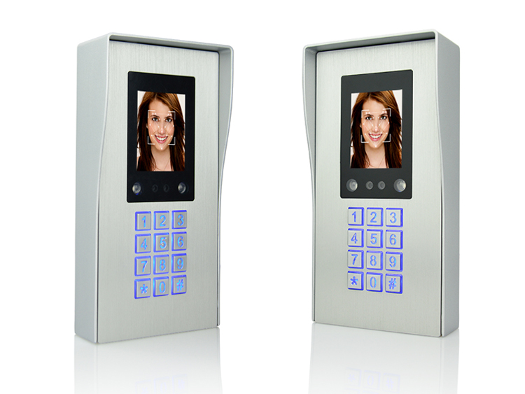 face recognition door access system access control face with camera identity access control