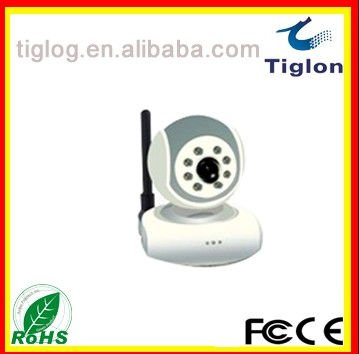 2.4GHz Wireless PC cam with Security Camera