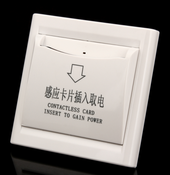 Good Quality Magnetic card switch, energy saving switch for hotel room power control