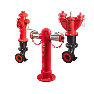 Factory Wholesale Outdoor Fire Hydrant Price Lists