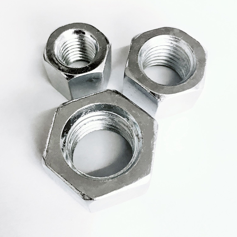 High quality custom small pattern hex nut