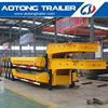 China factory best price low bed trailer dimensions sold On Alibaba