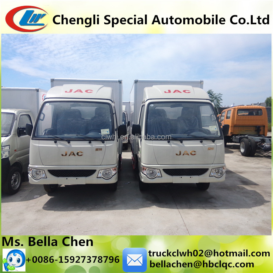 China Jac Truck With Air Conditioner,Jac Cargo Trucks New