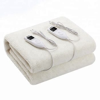 Walmart Bed Electrical Heating Blanket With Timer