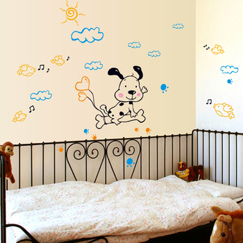 removable cheap 3d snoopy wall stickers for kids buy