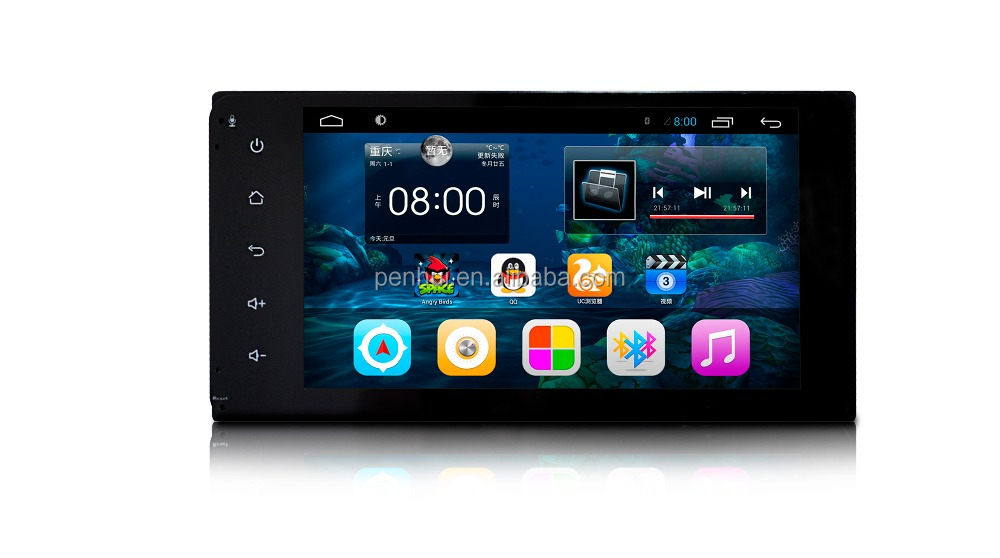 PENHUI <strong>ANDROID</strong> 6.0 CAR STEREO RADIO NAVI For <strong>TOYOTA</strong> <strong>UNIVERSAL</strong> Support OBD+DVR+Radio+Wifi+3G+1080P HD Car Navi Car GPS Car Video