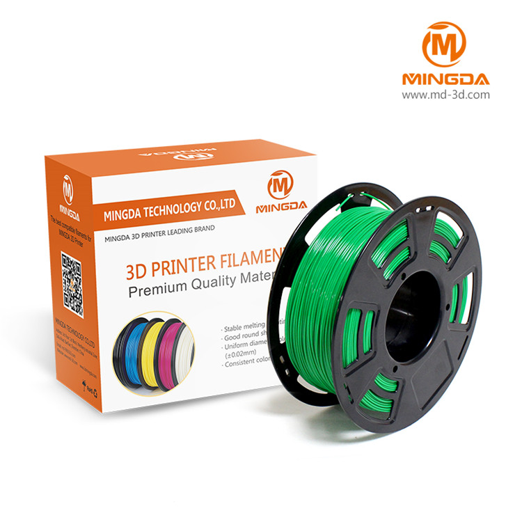 1.75mm PLA 3d printer filament best 3 d printer filament full colors 3d printer material cost