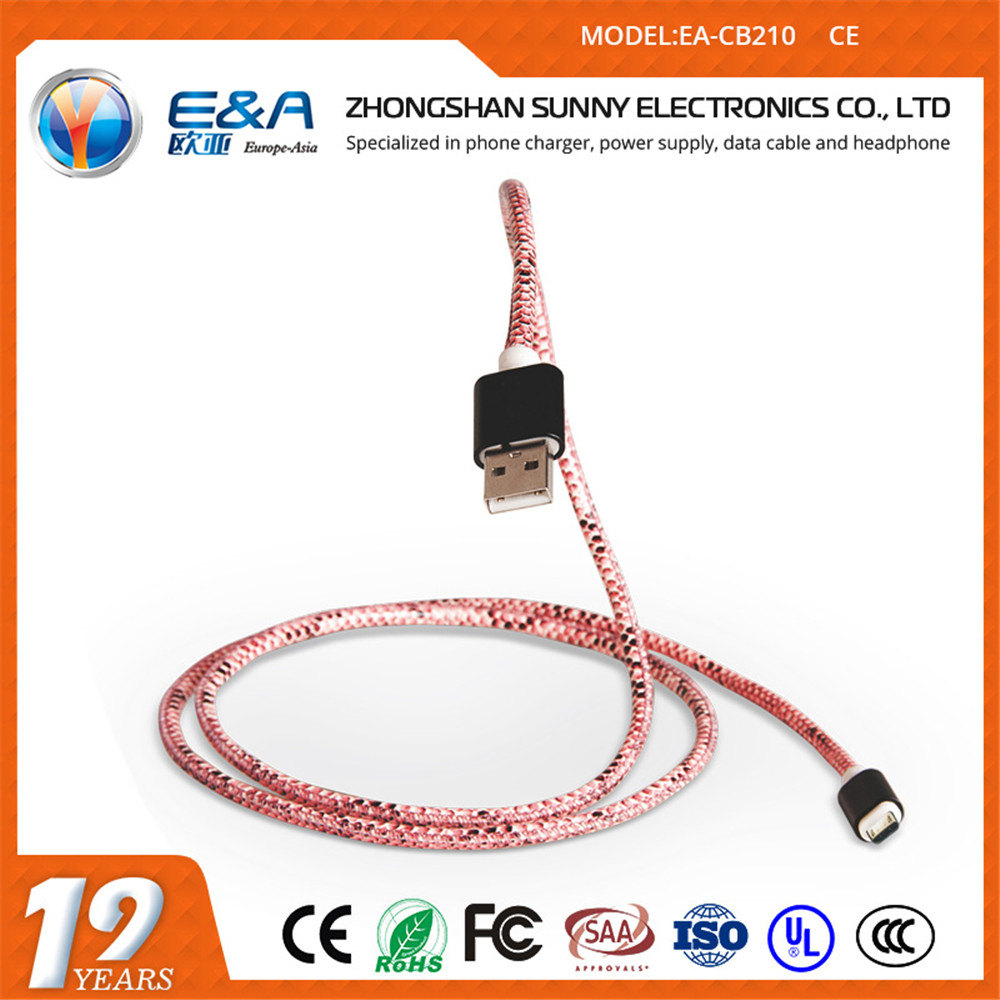 Factory wholesale data cables for android phone