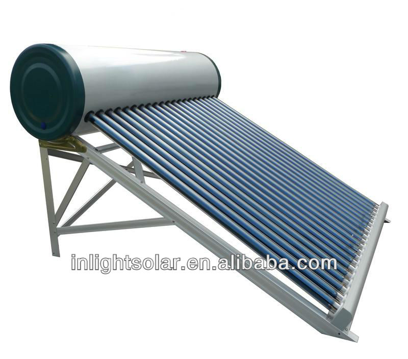 200L Gravity Solar Water Heaters