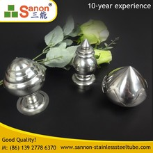 ISO Certified 304 / 201 / 304L / 316 / 316L Stainless Steel Stair Handrail Accessories