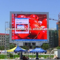 New Aluminum Cabintes P16mm outdoor led video display screens