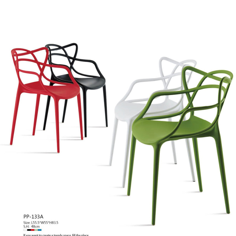 Cheap Designer Chairs Plastic Chairs Minimalist Modern