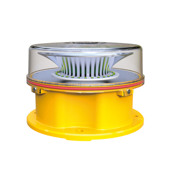 The New Led Helipad Beacon Lights Red Airfield Runway Lightings Heliport Flood Light Xenon White Warning Lighting