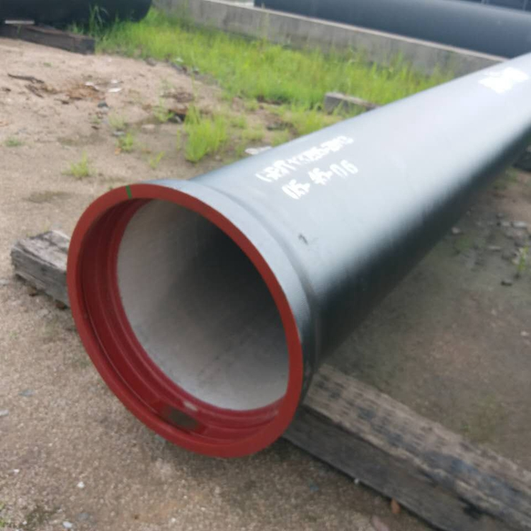 Alibaba China epoxy coated Centrifugal ISO2531 450mm Class K9 iron pipe for water
