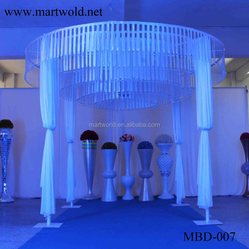 2018 new design white fabric wedding mandap decoration for wedding 2018 new design white fabric wedding mandap decoration for wedding decoration supplies in guangzhoumbd junglespirit Choice Image