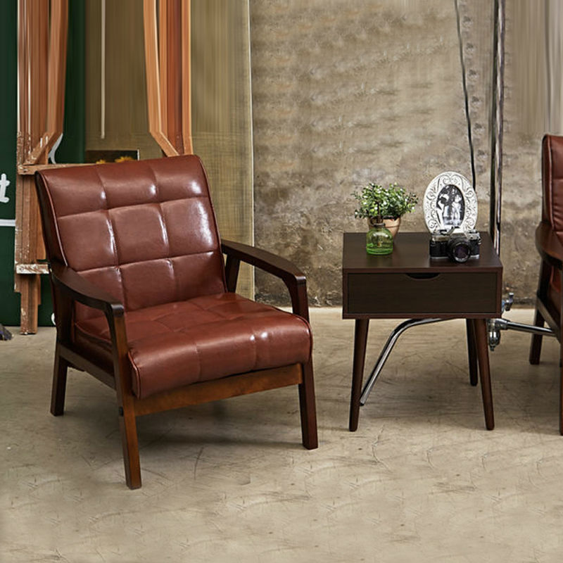 Simple Living Room Furniture: Simple Chair Armchair Sofa Set Living Room Furniture Home