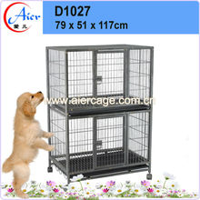 Chinese wholesale factory crate training puppies