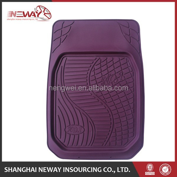 Factory Custom-Made auto mat in roll car mat material