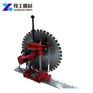 big power cut off saw cutter block cutting machine