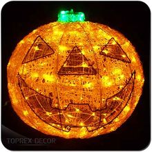 Party Decoration Light Halloween Pumpkin