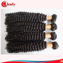 Top sale peruvian deep curly hair weaving, 100 human hair weft for black women with free shipping from 3 bundles