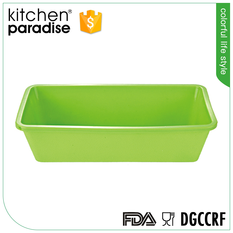 BPA free silicone loaf baking cake pan soap molds