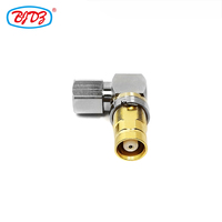 75ohm RF coaxial BNC female jack crimp connector for ST212 cable