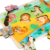 Wholesale Children Wooden Animal Puzzle Toy For Early Education
