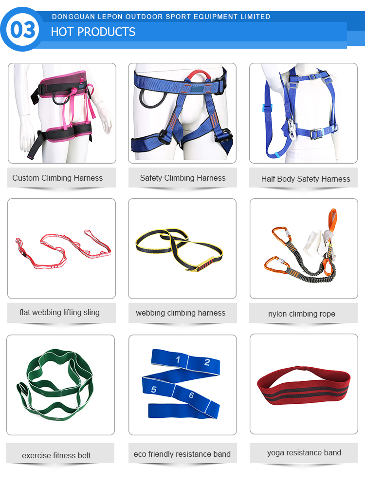 Hot sale custom weight polyester flat lifting  webbing sling