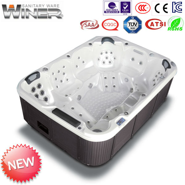 AMC-3050B ass massage hot tub