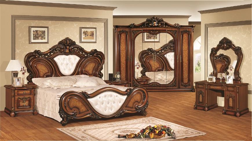 Classic Bedroom Furniture Sd6882 - Buy Bedroom Furniture,Used ...