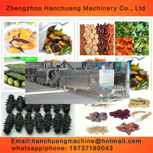 Turmeric dehydrator/Turmeric microwave tunnel dryer/conveyor belt tunnel type curcuma powder