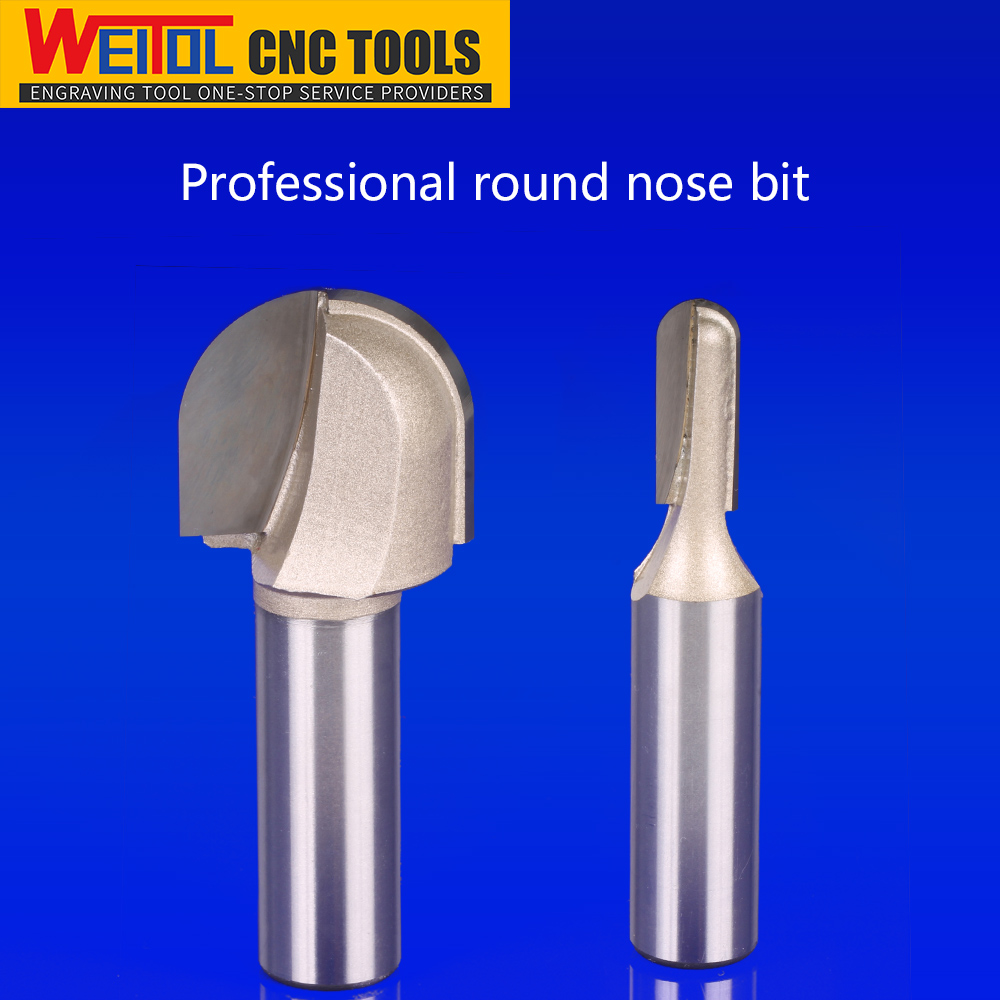 Weitol China manufacturer round nose router bits woodworking tools