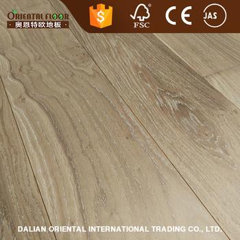 Good Quality Dalian European White Oak Parquet Laminate Flooring