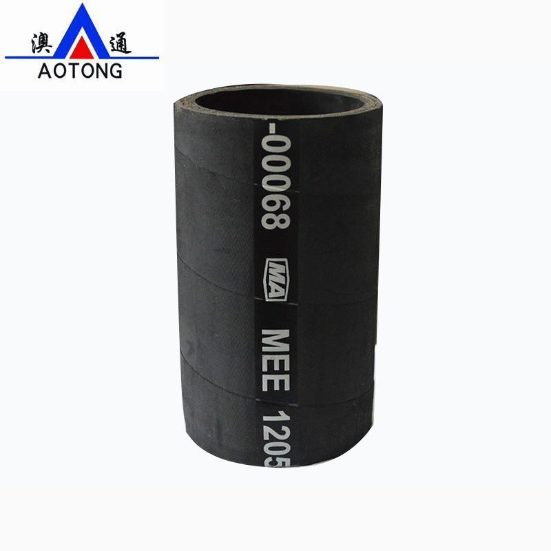 More than 15 years high quality hydraulic rubber hose exported