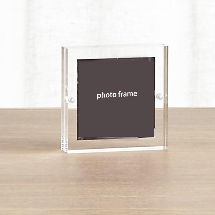 Sandwich Photo Block Holder Clear 3x3 5x5 Acrylic Cube Picture Frame - Buy  Acrylic Cube Picture Frame,5x5 Acrylic Cube Picture Frame,Clear 5x5 Acrylic