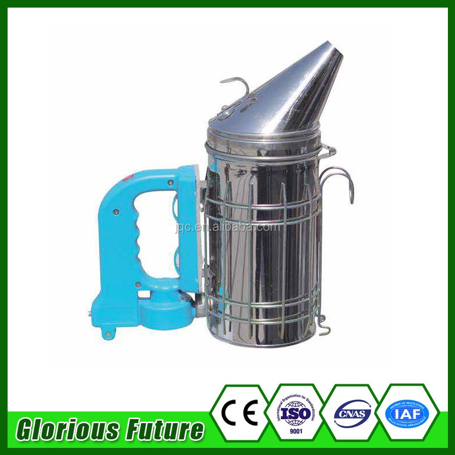 Bee Hive Tool 2016 New Style Stainless Steel Conic Tope Bee Smoker Hot Sale