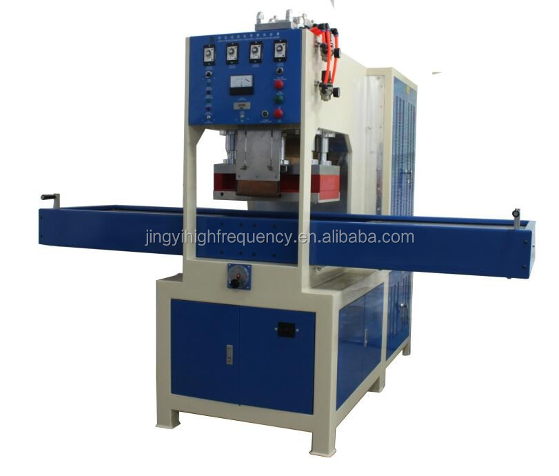 High Frequency Shoes Upper Welding And Cutting Equipment (JY8000HR)
