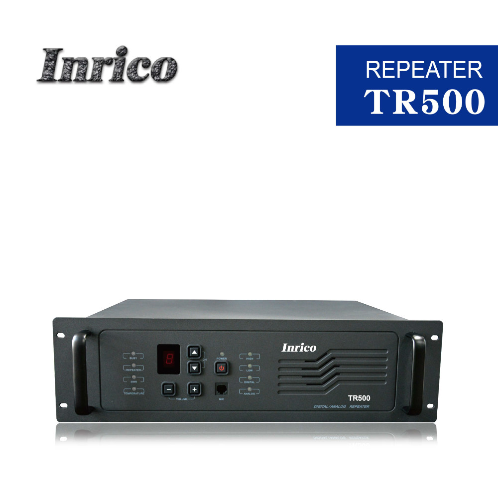 Inrico digital full calling repeater TR500 400-470mhz