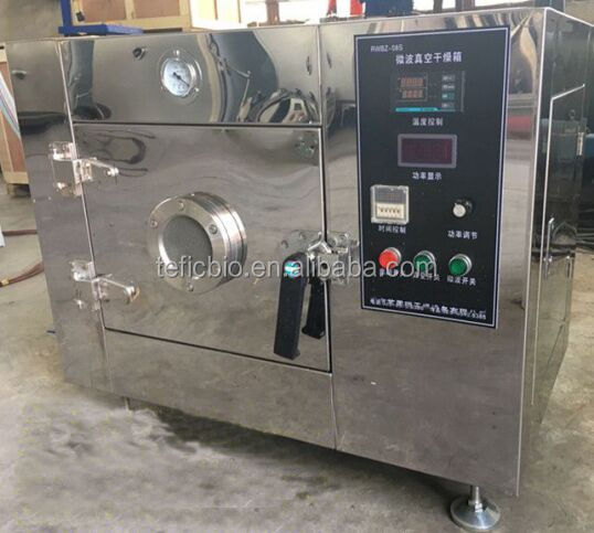 China Stainless Steel Microwave Vacuum Drying Machine supplier