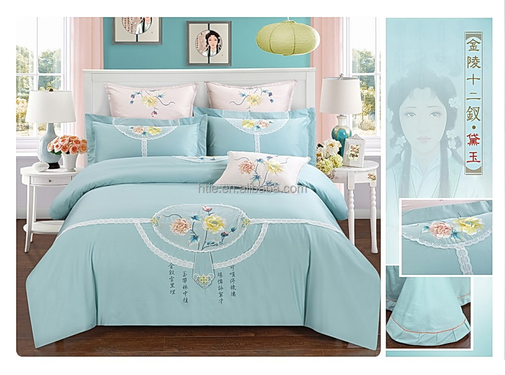 2018 flower cotton sheet <strong>set</strong>