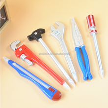 novelty cute korea kawaii pens for kids,tool screwdriver knif pens