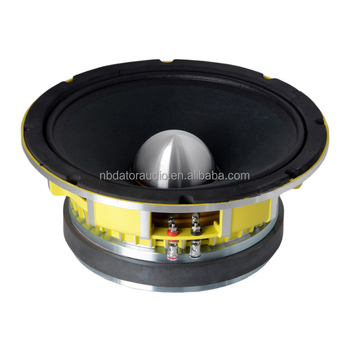 10 Inch high frequency cheap hifi automotive replacement midrange speakers