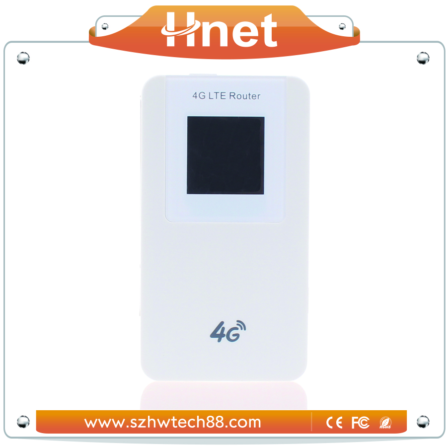 2016 hotselling portable wifi openvpn 4g lte router with sim card solt