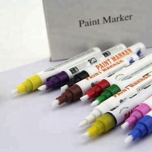 Extra Fine Point Water Based Acrylic Poster Paint Marker