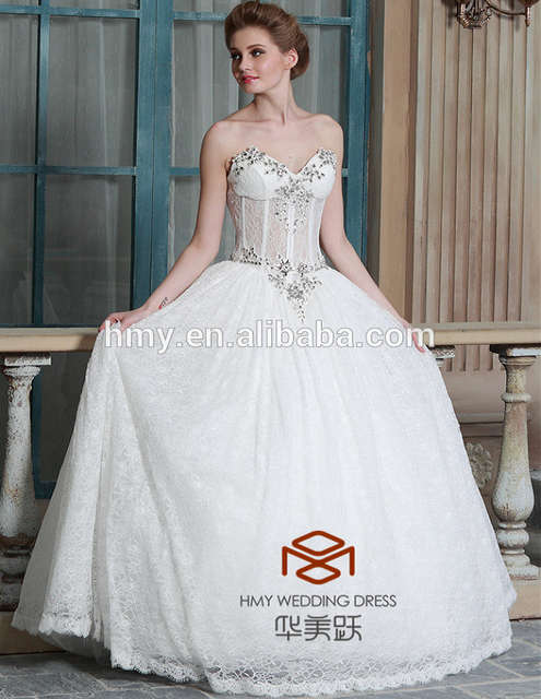 Real Picture Beaded Bodice Corset Mini Sexy Tea Length Wedding Dress Patterns HMY D406 Alibaba