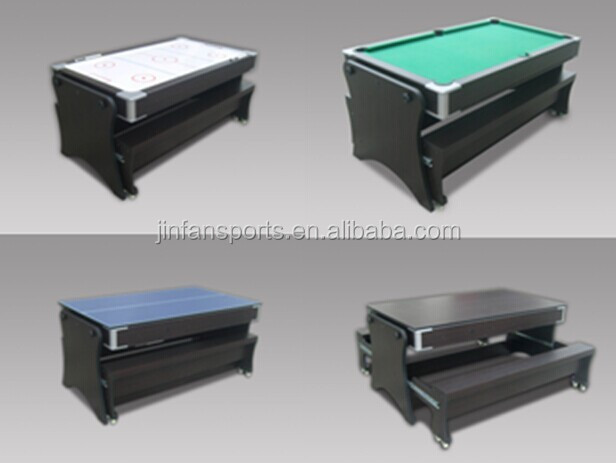 Folding Pool Table 7ft/poker Table/marble Pool Table   Buy 4 In 1 Multi  Game Table,Game Table,Billiard Table Product On Alibaba.com