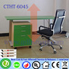 CTTHT-6045 Aluminum alloy frame adjustable height tables electric computer desks for student