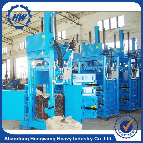 Whats app +8613518655765 Scrap Tire Rubber Press Baler Machine